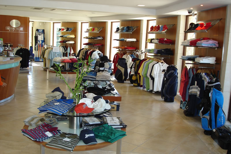 Golf Club Pro-Shop
