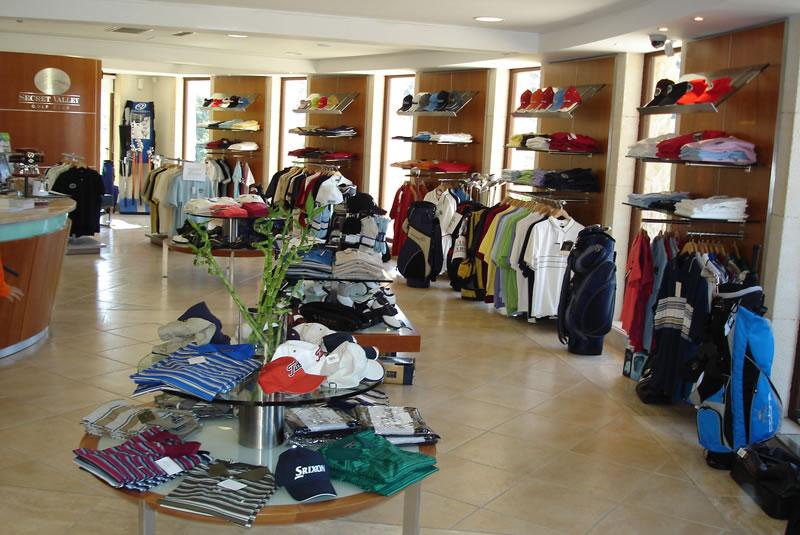 Golf Club Pro-Shop