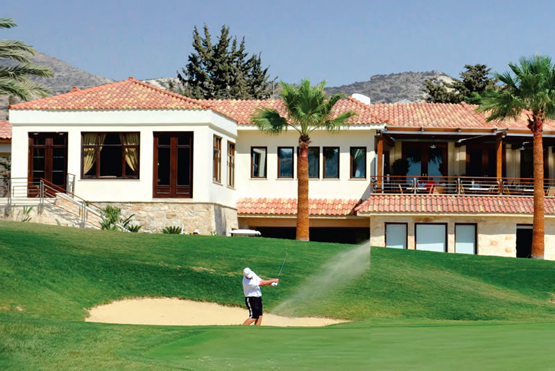 Golf Club House