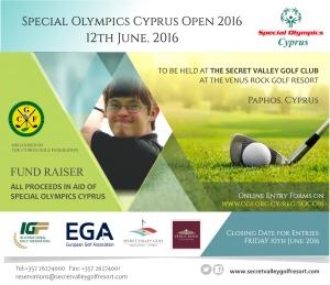 #golf #TheSpecialOlympicsCyprusOpen2016 #secretvalleygolfclub