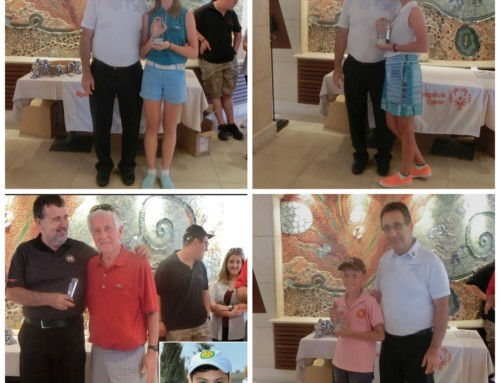 THE SPECIAL OLYMPICS CYPRUS OPEN IS A FANTASTIC SUCCESS AT SECRET VALLEY GOLF CLUB.